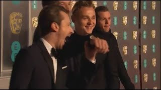 Ben Hardy About The BAFTAS