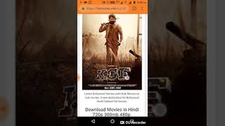 How To Download New_KGF_ Movie In Hindi || 2018 ||
