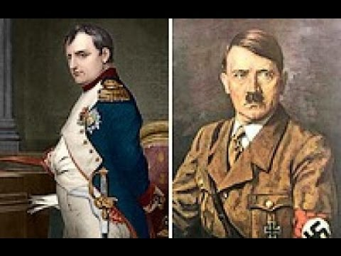 a comparison of great leaders in adolf hitler and napoleon bonaparte Both the hitler era and napoleonic era had something to lose and something to gain from the powerful leaders adolf hitler and napoleon bonaparte comparison.