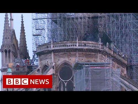 Notre-Dame fire: Millions