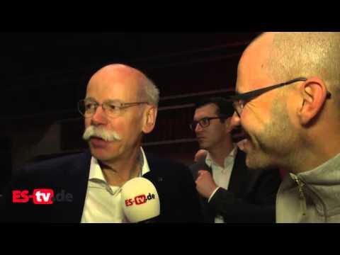 """""""Im Gespräch"""": Dieter Zetsche im Neckar Forum Esslingen"""
