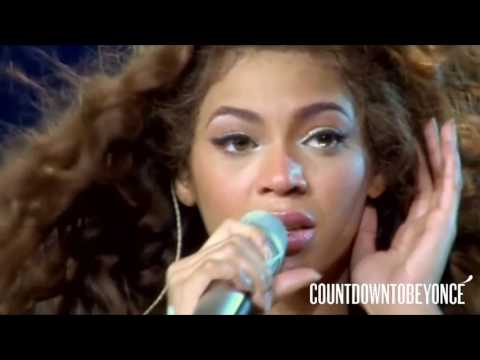 Beyonce   Flaws And All    @t The Beyonce Experience Alternative Angle