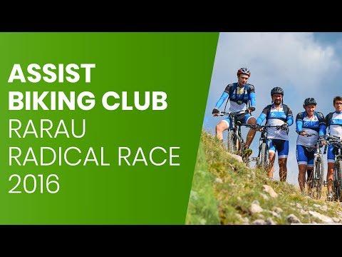 ASSIST Biking Club Rarau