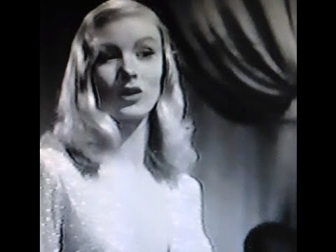 Veronica Lake   From Breakthrough Film I Wanted Wings In 1941.