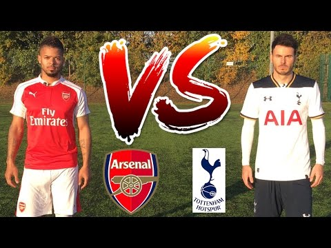 ARSENAL VS SPURS | WHO IS REALLY BETTER???