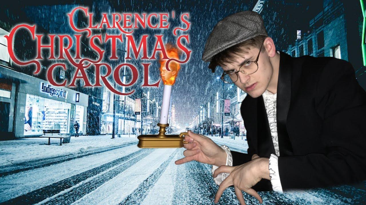 Clarence's Christmas Carol
