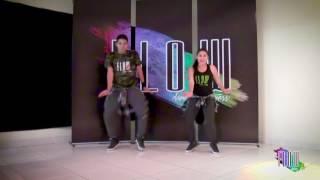 Rockabye - Clean Bandit ft. Sean Paul & Anne-Marie - Zumba Fitness - Flow Dance+Fitness