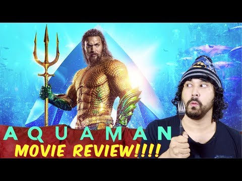 Aquaman Movie Review By Patrick Burow Critics