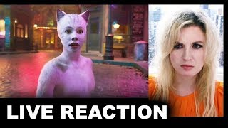 Cats Trailer 2019 REACTION