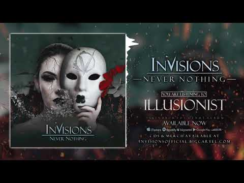 InVisions - Illusionist (Official Audio Stream)