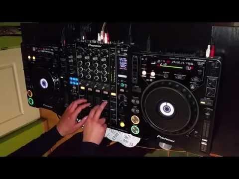 DJ Marcin House Mix #2 (Pioneer DJM-900 Nexus + CDJ-1000MK3) VideoHD