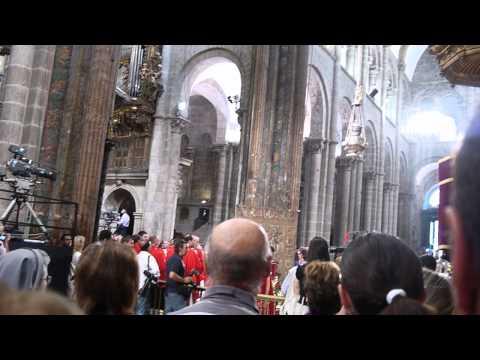 Introitus a Organ/Santiago de Compostela,Spain/25.07.2013