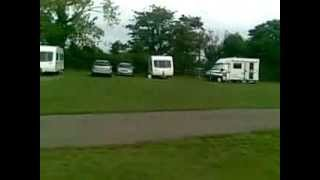 UPTON MANOR FARM CAMPSITE   DEVON   19 09 2013