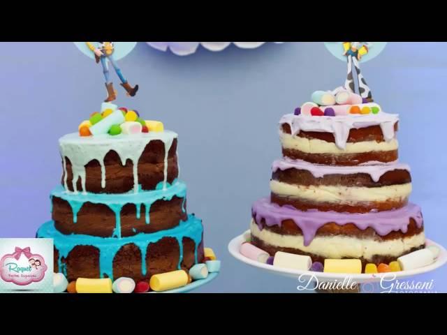 Dicas de bolo tema Toy Story - Cake Toy Story