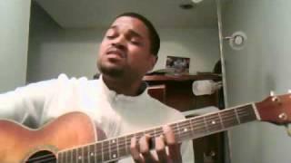 """Lately"" Stevie Wonder Cover by  Gary Hancock"