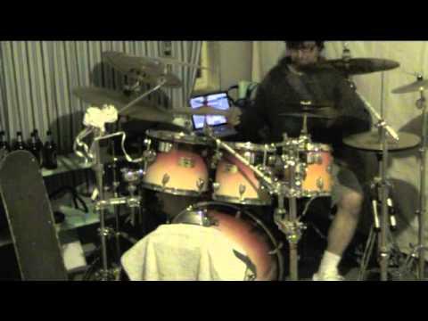 Joe Sebastiano on drums Australia