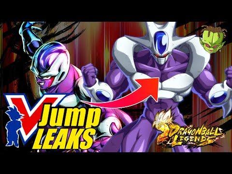 DRAGON BALL LEGENDS V JUMP LEAKS! BOOST A LINEAGE Of EVIL | Dragon Ball Legends En Español
