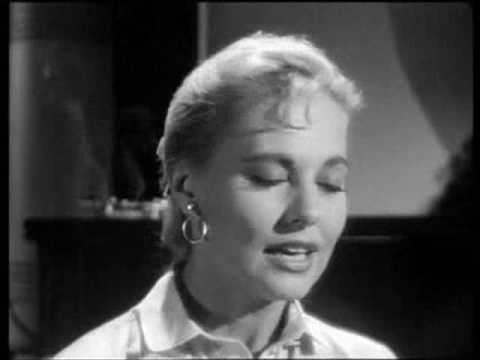 lola albright how high the moon