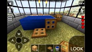 Survivalcraft: How To Make A Bed(u Can Sleep On It)