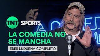 La Comedia no se Mancha - Eber Ludueña - Completo thumbnail