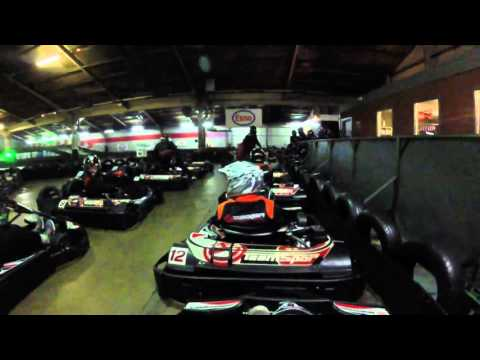 Team-Sport Gosport Karting January 2016
