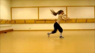 Konshens - Gyal a bubble - Sara Galan Choreo