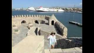 Zervas на Крите(Мой отдых на греческом острове Крит в отеле Zervas., 2011-08-26T08:35:52.000Z)
