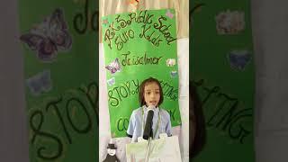 STORY TELLING COMPETITION : RKS PUBLIC SCHOOL EURO KIDS JAISALMER