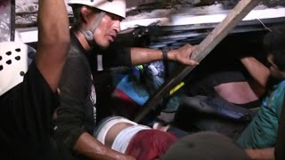 77 قتيلا على الاقل ونحو 600 جريح في زلزال عنيف يضرب الاكوادور