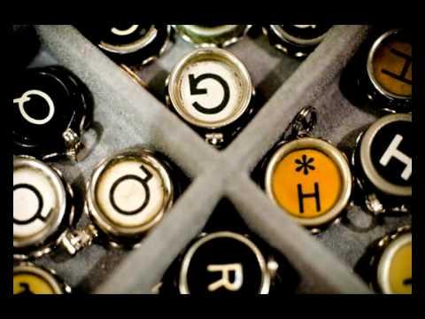 """The Typewriter Ribbon"" by David Tattersall"