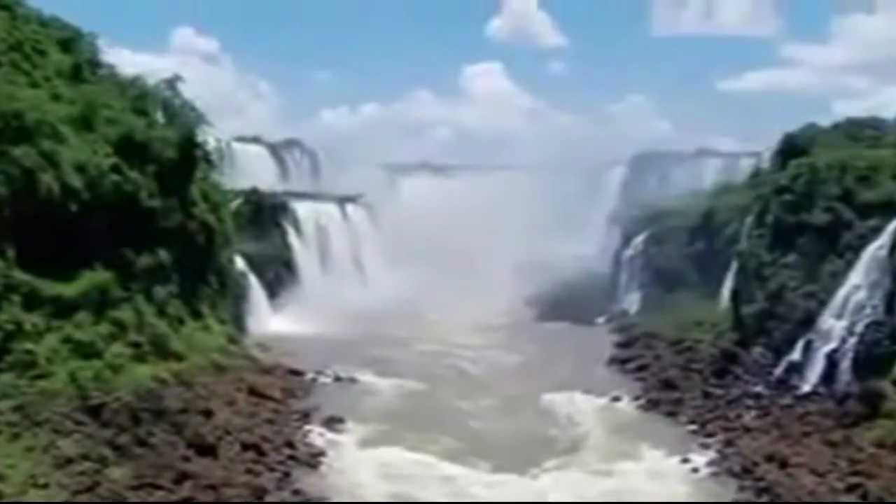Niagara Falls Full Hd Wallpaper قصيده عن عظمة الله في الكون روعه Youtube