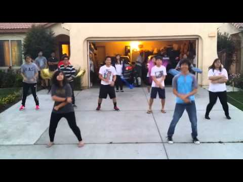 Youth of Elshaddai (Y.E.S) Moreno Valley,  CA dance ministry