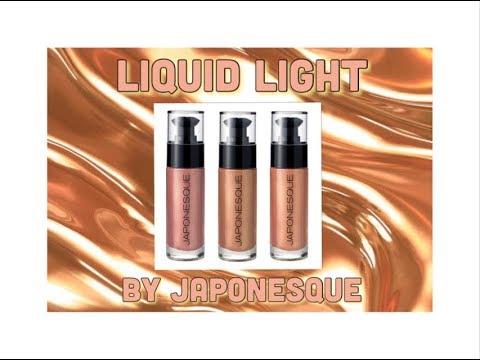 Japonesque liquid light