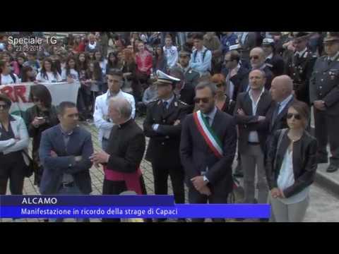 Speciale del 23 05 18 - Commemorazione Giovanni Falcone - Alcamo