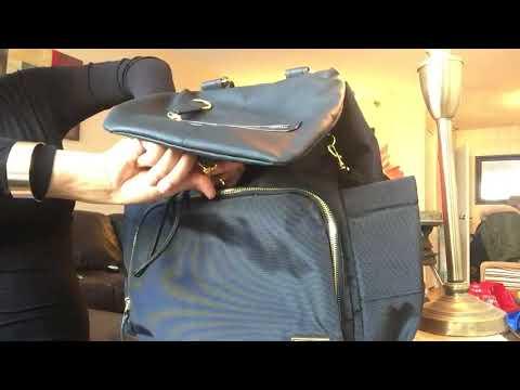 Skip hop Chelsea backpack - why I returned it