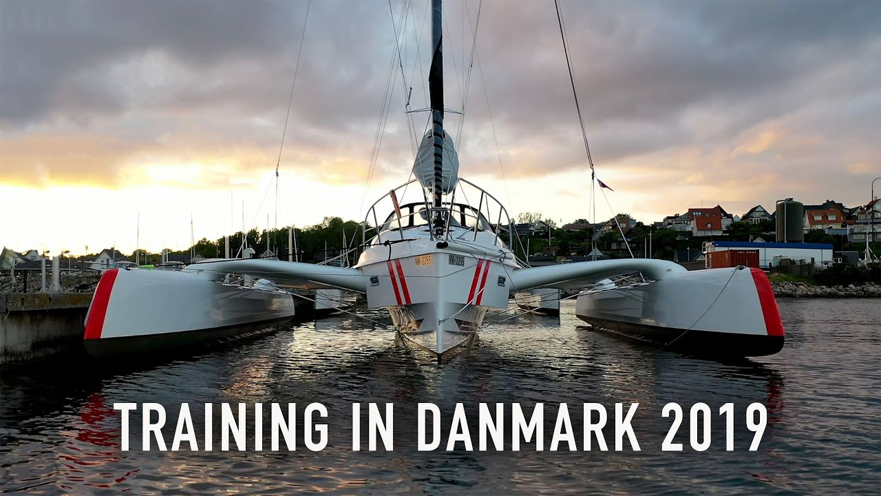 Training in Denmark 2019