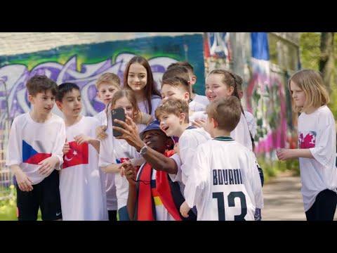 Bovann - Attention [Official Video]   #Europameisterschaft #Fußball #EM2020