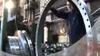 видео Фланцы плоские