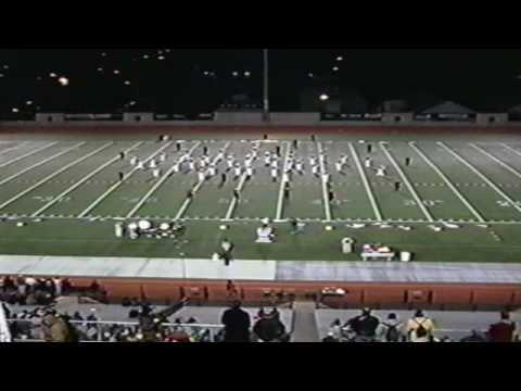 Upper Perkiomen High School Marching Band - 2003 Field Show