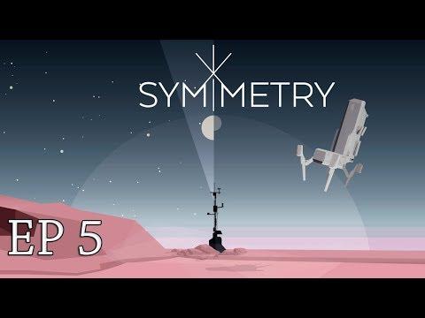 The AI Strikes  - Symmetry Game Walkthrough, Gameplay Ep 5 |