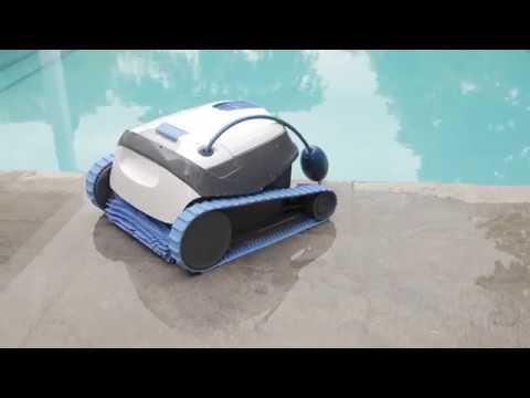 Surréaliste Robot piscine Dolphin S100 - YouTube MP-54