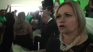 Lindalva Batista Linhares exalta contentamento na diplomação de seu sexto mandato