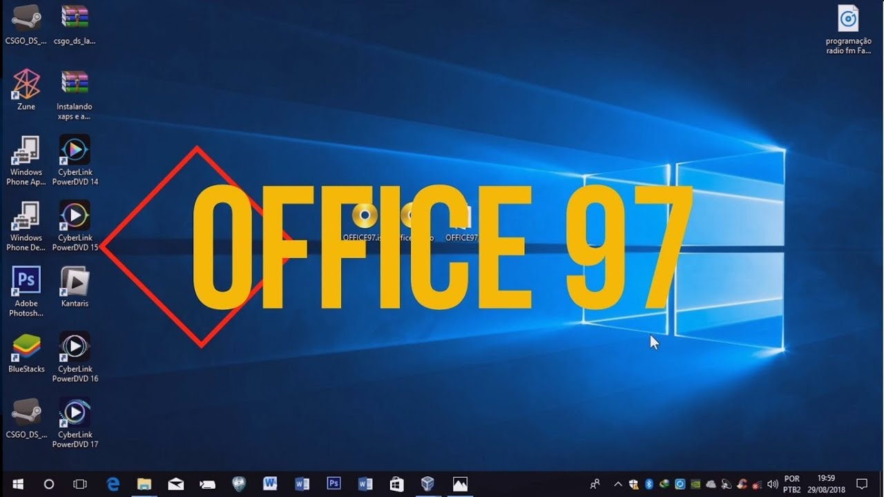 download office e serial