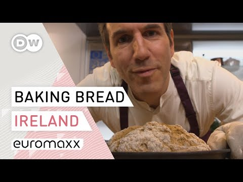 Baking Bread – What Bread Reveals About The EU | Traditional Soda Bread From Ireland