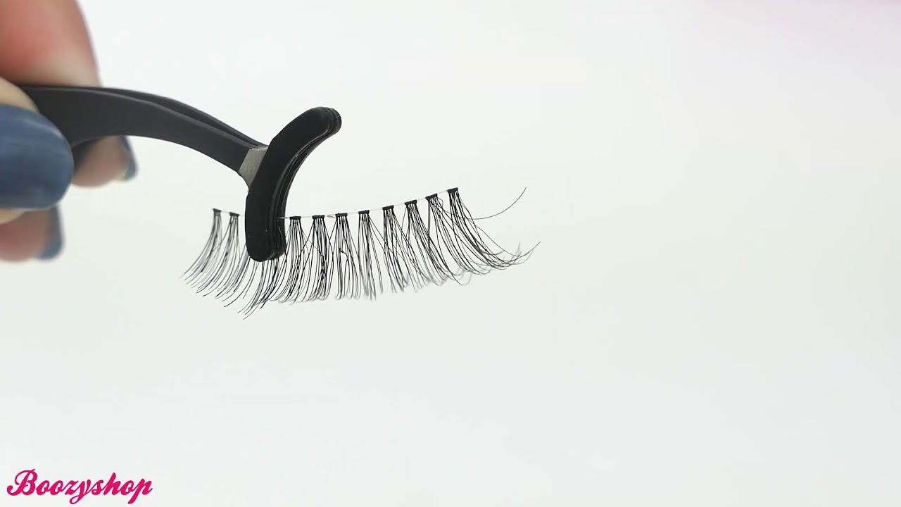 7d5d8d8b416 Ardell Lashes Glamour Lashes 119 Black - YouTube