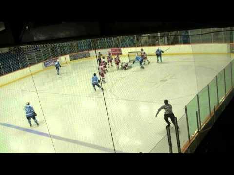 Burlington Cougars at Hamilton Red Wings OJHL Highlights January 13 2014