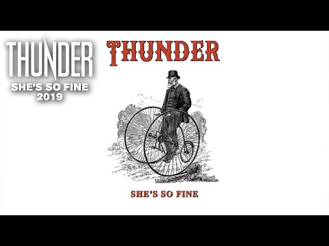THUNDER - Please Remain Seated (BMG)