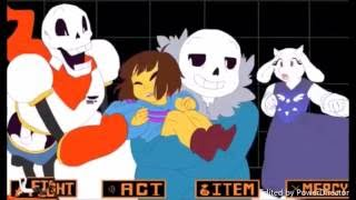 Undertale MV - Timber