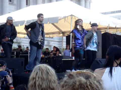 BoAEnergetic First  Performance at SF Pride