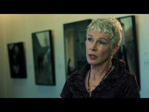 Anne Goetze — Pray to Love, Love to Pray — The Canizaro Exhibit Gallery